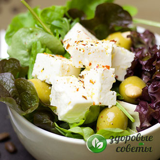 Адыгейский сыр: польза