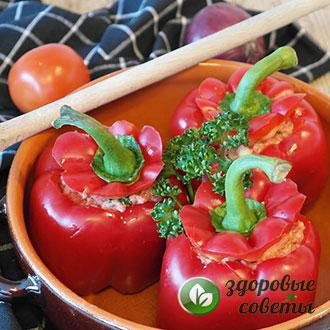 Болгарский перец: польза и вред от употребления