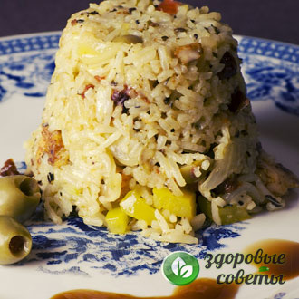 Бурый рис - польза и вред