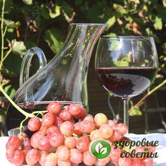 Красное вино - чего больше, пользы или вреда?