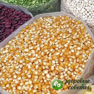 Кукурузная каша - польза и вред
